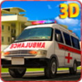 Rescue Ambulance Simulator 3D