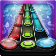 Rock Hero - A pocket Guitar Hero for Android