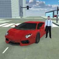 Russian city of crime 3D