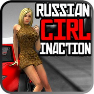 Russian Girl In Action