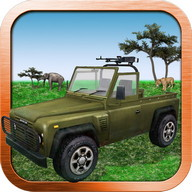 4x4 Safari Race : Poacher Hunt
