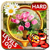 Challenge #1 Secret Garden Free Hidden Object Game