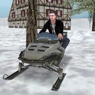 Snowmobile Rescue Missions 3D