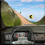 Speed Roads 3D - A driving simulator on dangerous racetracks