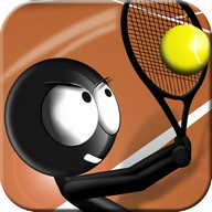 Stickman Tennis - Become the best tennis player on the most amazing courts