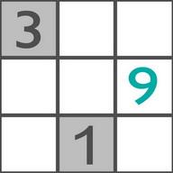 Sudoku Classic Flat