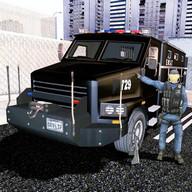 swat police car