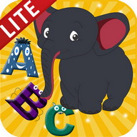 Animated alphabet for kids,ABC