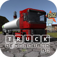 Truck Simulation & Race 3D II