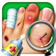Toe Doctor - casual games