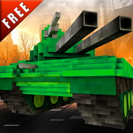 Toon Tank - Craft War Mania
