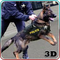 İlçe Emniyet Köpek Chase Suç