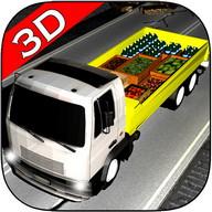 Transport Truck: Relief Cargo