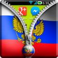 Unlock Russian Flag