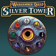Warhammer Quest Silver Tower: My Hero - The companion app for the new Warhammer Quest