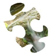 Waterfalls Puzzle HD