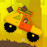 Wild Roads - Drive full-speed over untamed terrain