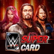 WWE SuperCard - The official card battle game from the WWE