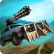 Zombie Derby 2 - Drive – and kill zombies at the same time