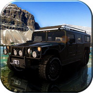 4x4 Mountain Driving Simulator