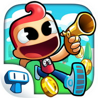 Adventure Land - Wacky Rogue Runner Free Game