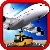 Airport Bus & Plane Simulator