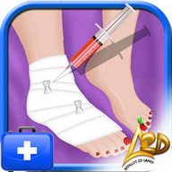 Ankle Surgery ER Emergency