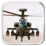 Helicopter War Gunship Battle