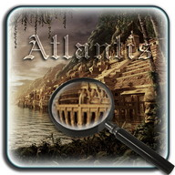 Atlantis. Hidden objects