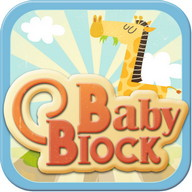 Baby puzzle block