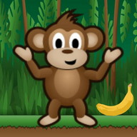Banana Bonanza: Monkey Runner