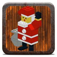 Brick Christmas examples