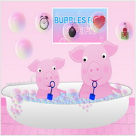 Bubbles Bath Pepe Pig