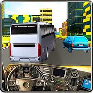 bus simulator bandar moden - simulator jurulatih