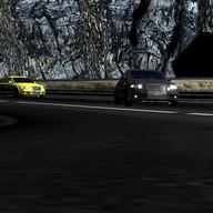 Araba sürüklenme yarış oyunu