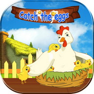 Catch the Eggs Game