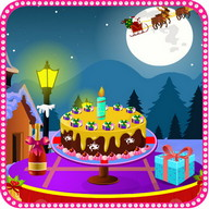Christmas Cake Girls Games