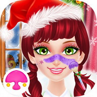 Christmas Girl Salon
