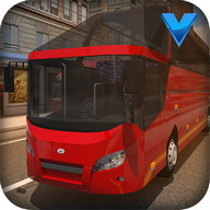 City Bus Simulator 2015 - Drive citizens around on this public bus