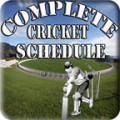 Complete Cricket Schedule
