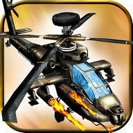 Gunship Helicopter Battle 3D