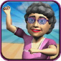 Crazy Granny 3D (Kids)
