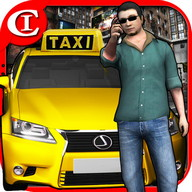 Taxi Drive Speed ​​Simulator 3D
