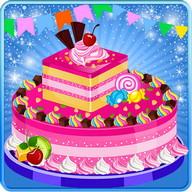 Creamy Cake Decoration