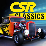 CSR Classics - Exciting races with classic vehicles