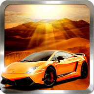 Car Racing 3D - Desert Safari