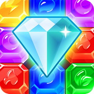 Diamond Dash - Quick! Destroy those diamonds!