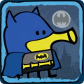 Doodle Jump DC Super Heroes - Help Batman fight the supervillains