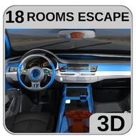 3D Escape Games-Puzzle Locked Car
