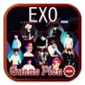 EXO Guess Pics New